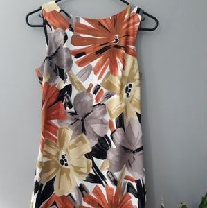 Dressbarn shift dress size 6